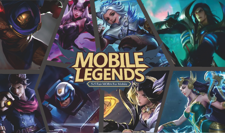 MOBA, mobile legends bang bang, Mobile Legends, Game Mobile, Game Online,