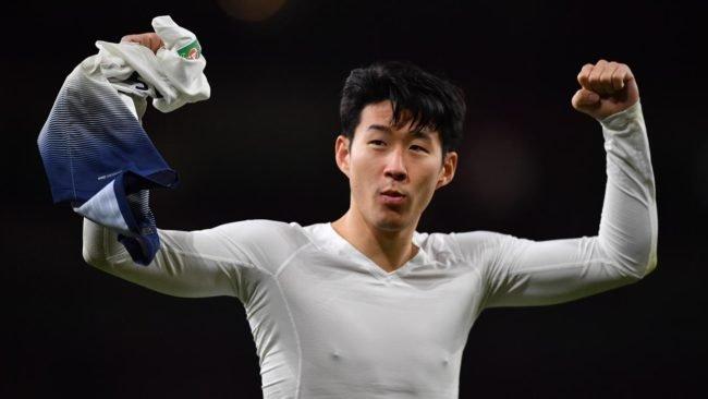 Penyerang timnas asal Korea Selatan, Song Heung-min adalah salah satu pemain andalan Tottenham Hotspur dalam hal membobol gawang lawan