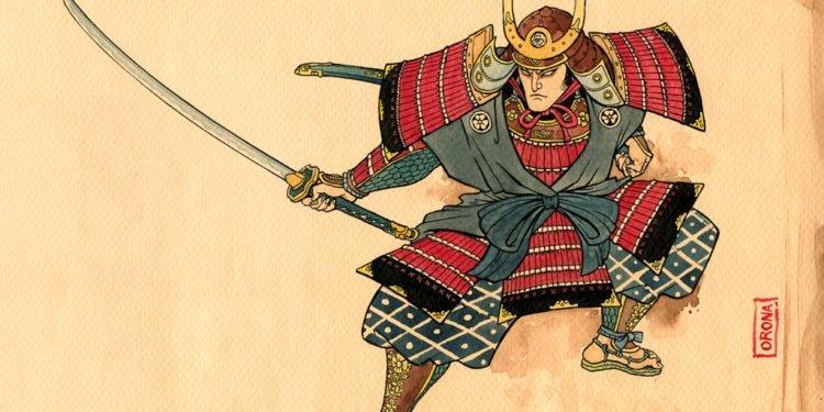 Samurai Terhebat di Jepang