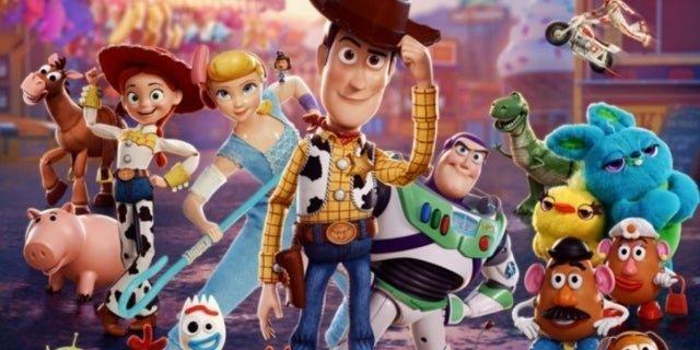 Toy Story 4 Akan Segera Rilis !