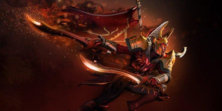 Legion Commander, Wanita Perkasa Yang Hobi Ajak Duel