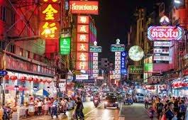 Wisata Kuliner Chinatown Bangkok
