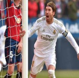 Madrid Pesta Gol di El Sadar Saat Melawan Osasuna