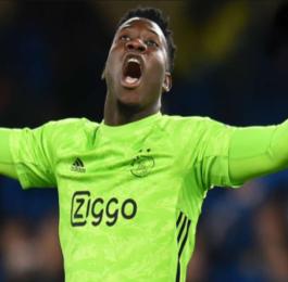 Bos Ajax Erik Ten Hag Targetkan Barcelona Andre Onana