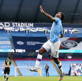 Manchester City 3-0 Arsenal, City Bersinar Ketika Luiz Terputus-putus
